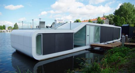 Watervilla de Omval in The Netherlands by +31ARCHITECTS