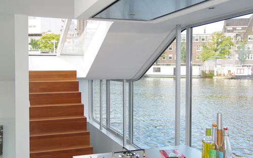 Watervilla de Omval in The Netherlands by +31ARCHITECTS in architecture  Category