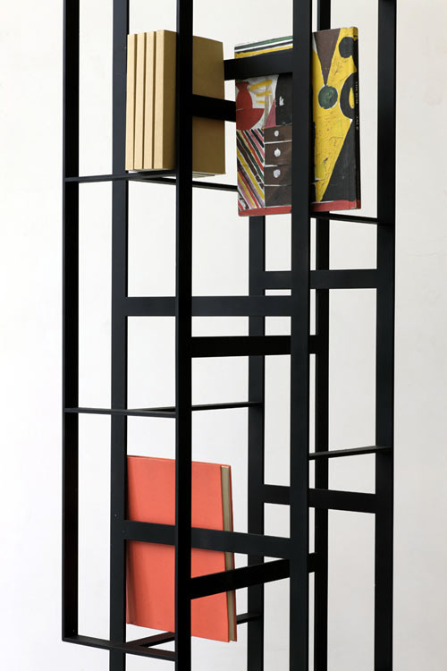 Weave Bookshelf by Chicako Ibaraki in main home furnishings  Category