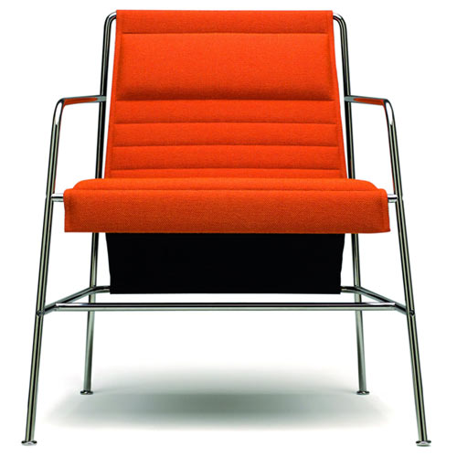 While Armchair by Marco Goffi in home furnishings  Category