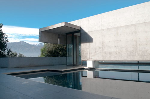 Zaror House in Chile by Jaime Bendersky Arquitectos in main architecture  Category