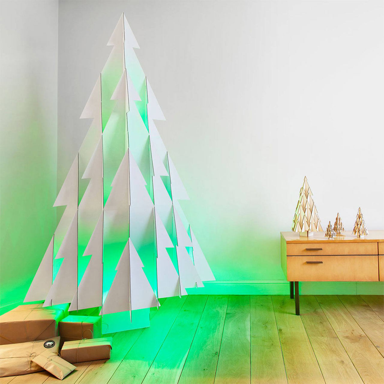 Modern christmas trees design milk modern christmas trees sciox Gallery