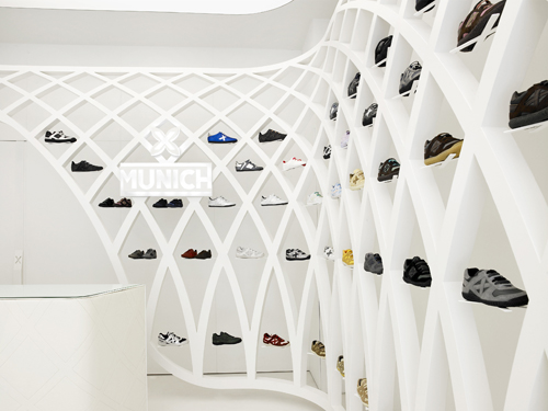 Munich's Valencia Store by Dear Design