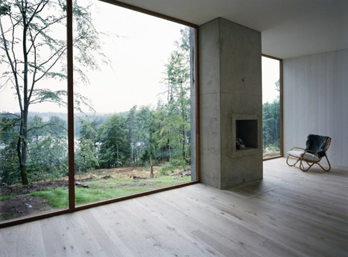 Refugium of a Forester in Sweden by Petra Gipp Arkitektur in main architecture  Category