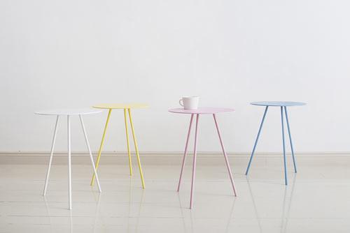 Platta Tables by Antti Pulli