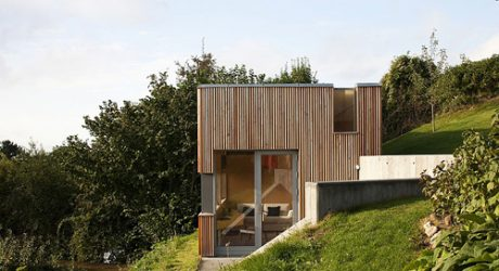 Small Atelier and Guest House by C. F. Møller Architects