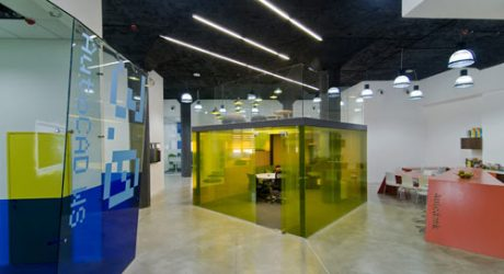 Autodesk R&D Center in Israel by STUDIO BA