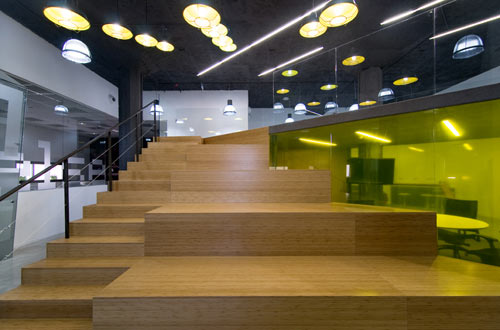 Autodesk R&D Center in Israel by STUDIO BA in main interior design architecture  Category