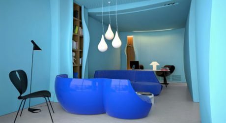 Azure Office by Sergey Makhno and Butenko Vasiliy