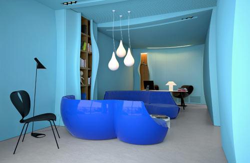 Azure Office by Sergey Makhno and Butenko Vasiliy