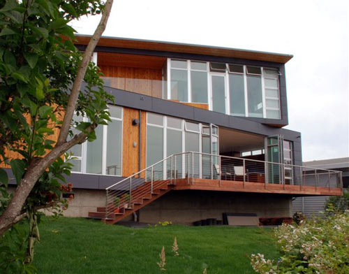Ballard cut in seattle by prentiss architects design milk - Container homes seattle ...