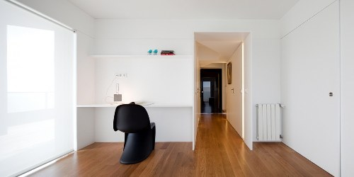 Skim Milk: Warborn Apartment by Caiano Morgado Arquitectos