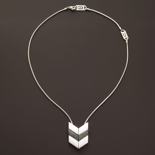 Chevron Necklace from Urban Boulder in style fashion main  Category