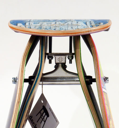 Deckstool in main home furnishings  Category