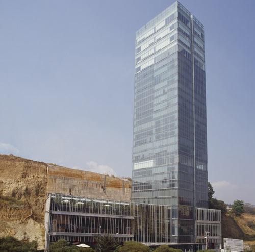 Distrito Capital Hotel in main interior design  Category