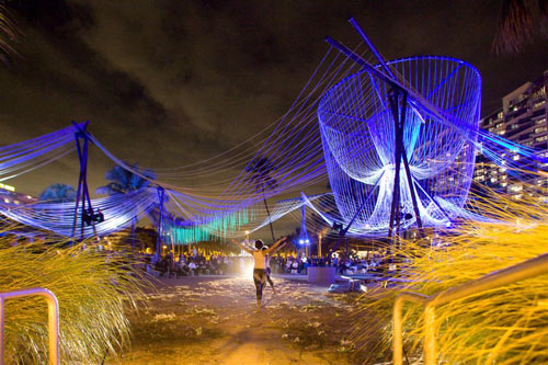 Exhale Pavilion by Phu Hoang Office and Rachely Rotem Studio in technology main art  Category