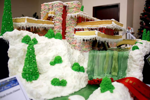 fallingwater-gingerbread-house