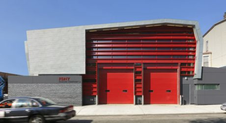 FDNY Rescue Company 3 in New York by Ennead Architects
