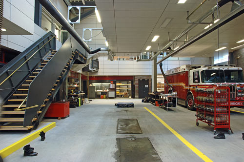 FDNY Rescue Company 3 in New York by Ennead Architects in architecture  Category