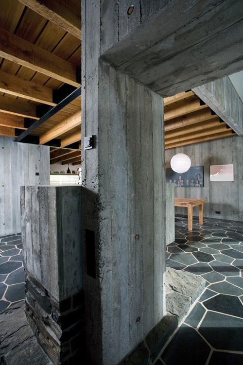 Hof House by Studio Granda in main architecture  Category
