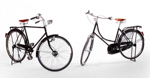 Hollander Bikes in technology  Category