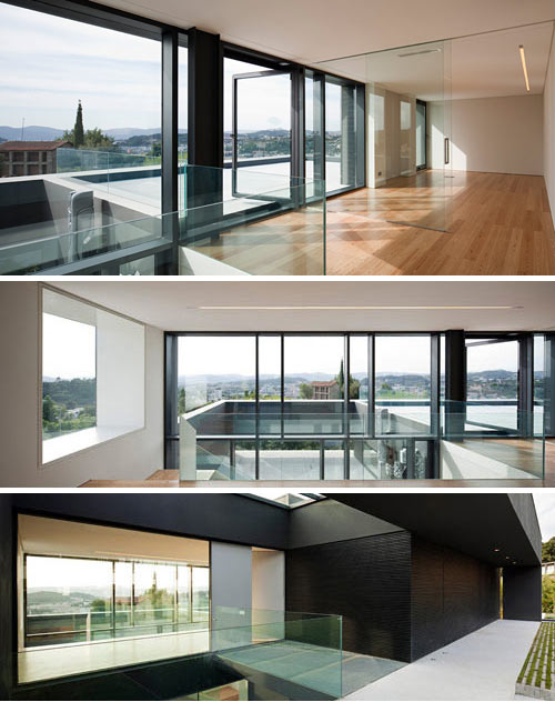 House in Guimarães Portugal by Sequeira Arquitectos Associados Lda in main architecture  Category