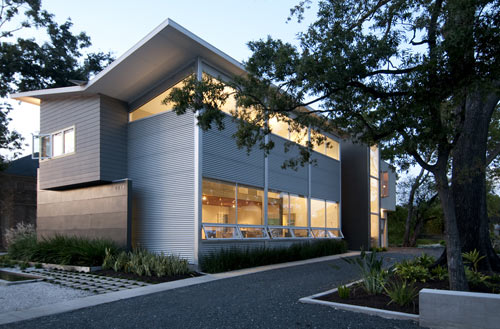 Live-Work Studio in Texas by Intexure