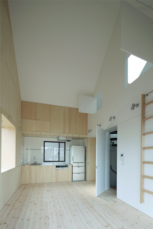 YKH House in Japan by ISSHO Architects in main architecture  Category