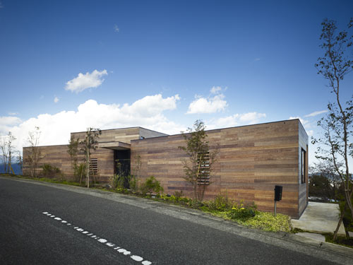 Les Aventuriers in Japan by Shun Hirayama Architecture in main architecture  Category