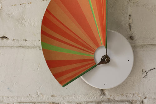 Manifold Clock by Studio Ve in main home furnishings  Category