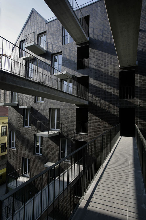 Práter Street in Hungary by Atelier Péter Kis in main architecture  Category