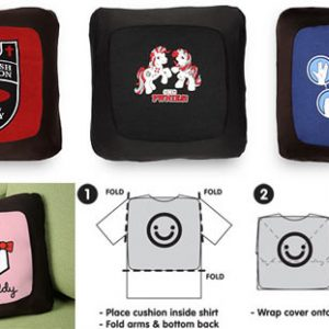 Shirt to Pillow Transformer
