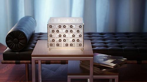 Tape Lamp