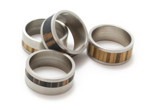TIVI Wooden Rings