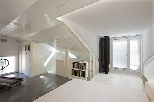 Vento House in Italy by MZC Architettura in main architecture  Category