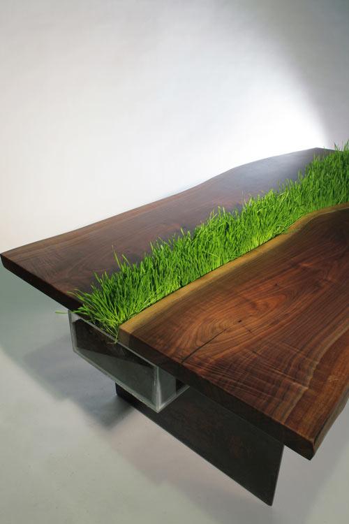 Planter Table by Emily Wettstein in home furnishings  Category