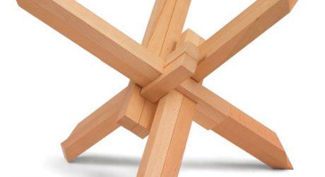 Puzzle Tables by Petar Zaharinov