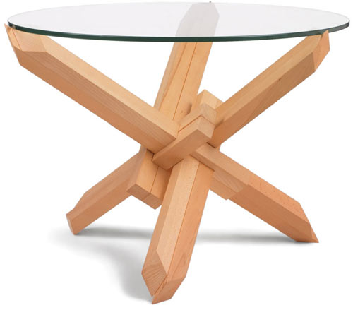 Puzzle Tables by Petar Zaharinov in home furnishings  Category