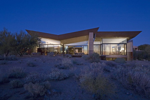 Redding Residence by Kendle Design Collaborative in main architecture  Category