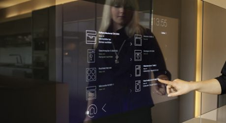 SieMatic S2 Multimedia Cabinet