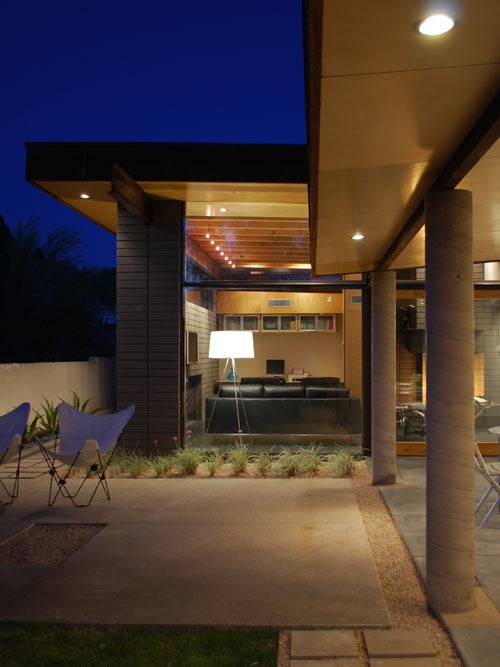 Silvertree Residence in Arizona by Secrest Architecture in main architecture  Category