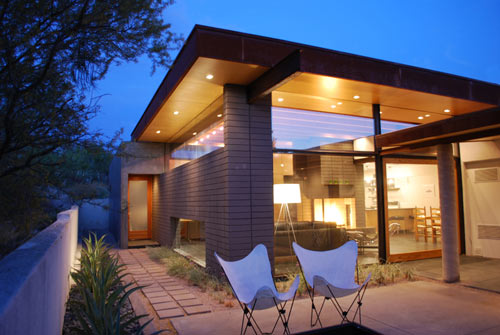 Silvertree Residence in Arizona by Secrest Architecture in architecture  Category