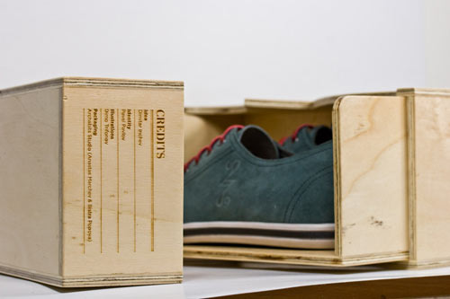 Sneaker Model No.1 Society27 in style fashion main  Category