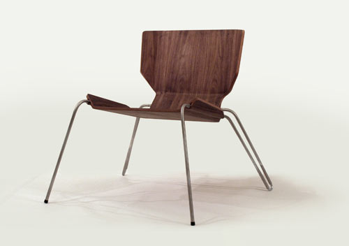 Affectual Chair by Shawn Weiland