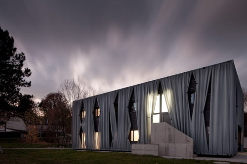 Aichinger House by Hertl Architekten in architecture  Category
