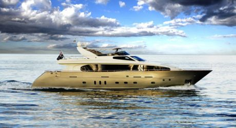 M/Y Biscuit 95' Yacht