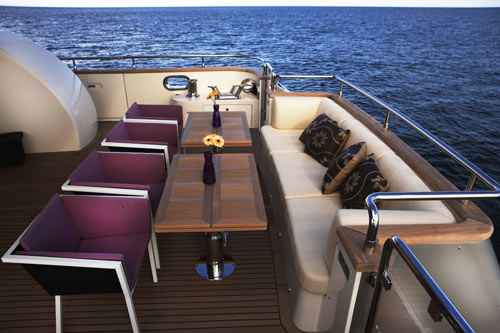 M/Y Biscuit 95' Yacht in interior design architecture  Category