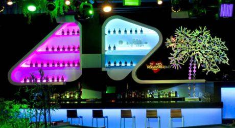 Blub Lounge Club in Spain by Elia Felices Interiorismo