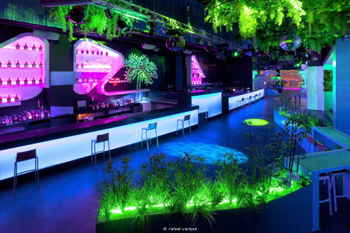 Blub Lounge Club in Spain by Elia Felices Interiorismo in interior design  Category