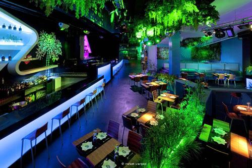 Blub Lounge Club in Spain by Elia Felices Interiorismo in main interior design  Category